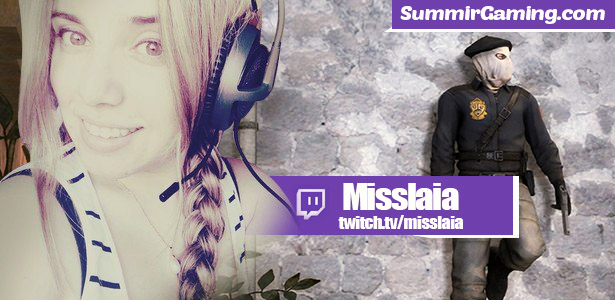 Stream Twitch MissLaia