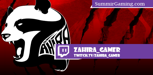 Stream Twitch Zahira_Gamer