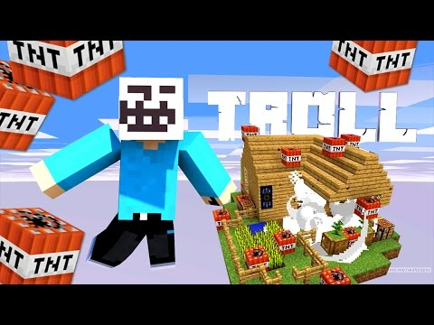 minecraft total house bombover