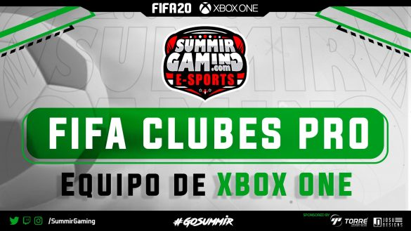 Equipo Fifa Clubes Pro Xbox SummirGaming